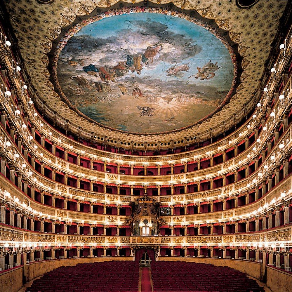 teatro San Carlo web agency