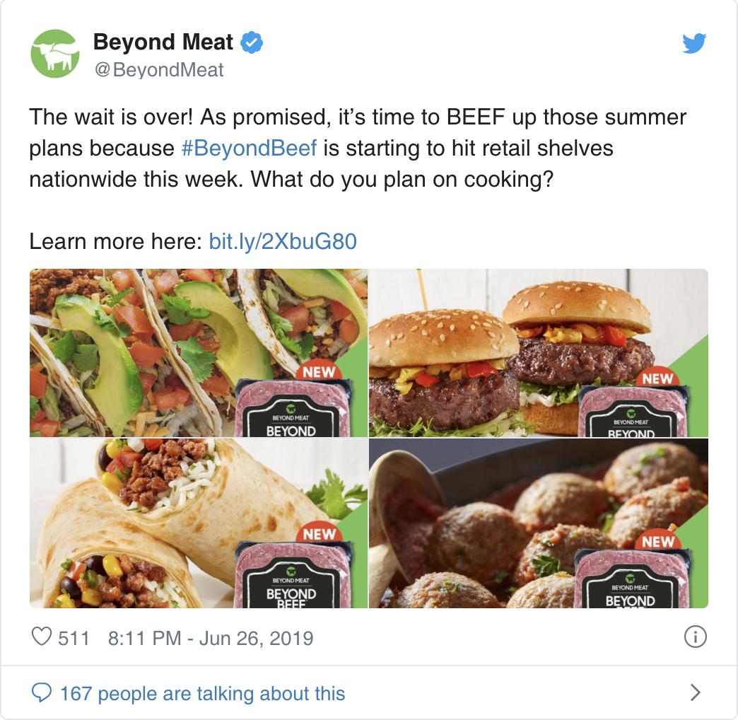 Come lanciare un prodotto sui social media